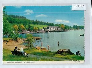 C5057cgt-UK-Waterhead-Ambleside-Lake-District-postcard