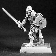 Reaper Miniatures 14232: Templar Justicars Crusaders Adept Warlord Metal M 3