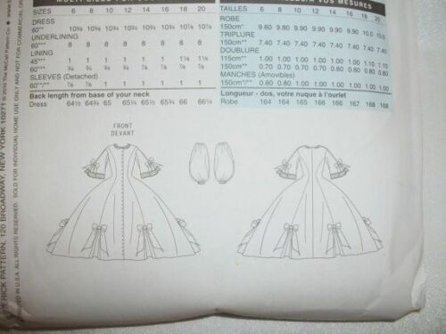 Butt 5543 Misses/' Civil War Gown Pattern