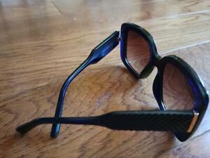 Bethenny Eyeware (Dark  Blue) Sunglasses