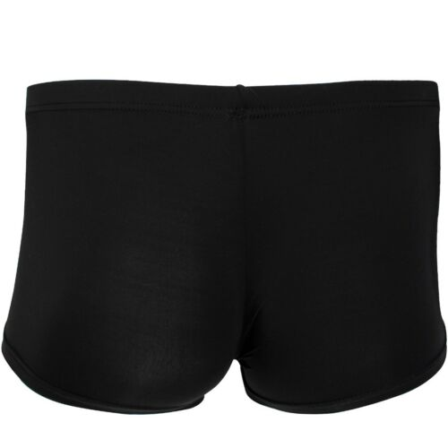 US Men Breathable Boxer Briefs Pouch Underwear Smooth Shorts Trunks Underpants