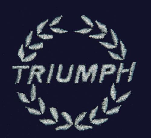 Triumph TR7 TR6 TR6 TR8 GT6 Brodé Noir Thinsulate Bonnet Gratuit p/&p