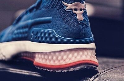 UNDER ARMOUR UA PROJECT ROCK 1 MEMORIAL DAY EXCLUSIVE BRAHMA BULL SNEAKER