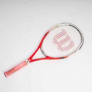 Wilson-Tennis-Racquet-Federer-Pro-105-27-034-Graphite-Racket-4-3-8-RRP-150