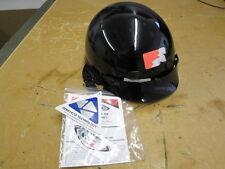 Zox Nano Custom Glossy Black Motorcycle Helmet Small Z88-00222