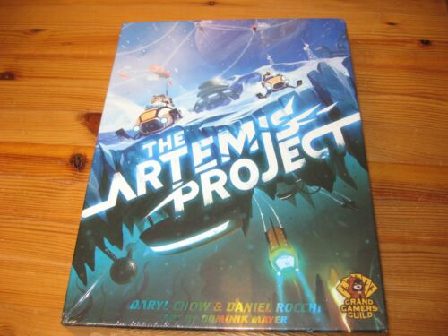 The Artemis Project board game NEW