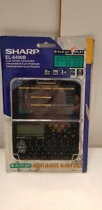 Memo Master 32KB Electronic Organizer