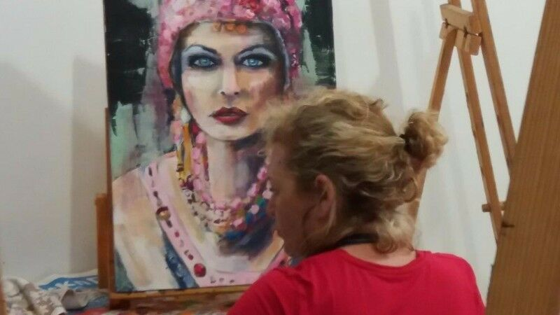 Monday Night Art classes for the working Artist from only R730.00