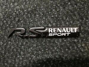 Renault-Clio-Megane-amp-Twingo-RS-Sport-Badge-New