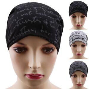 Fashion Women Hollow Sequin Hat Bowknot Knitting Cotton Cap HeadWrap Headscarf