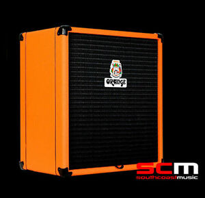 Orange-Crush-BASS-50-Amplifier-2016-MODEL-50W-Electric-Bass-Guitar-Combo-Amp