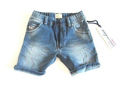 Franco Diesel Bermuda Shorts Jeans Bambino Primavera Estate 8 10 Anni Sconto 50%