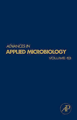 Advances in Applied Microbiology (Hardback book, 2008)