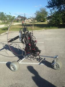 Details about Paramotor Trike PLAN LiteFlyer Trike build it now