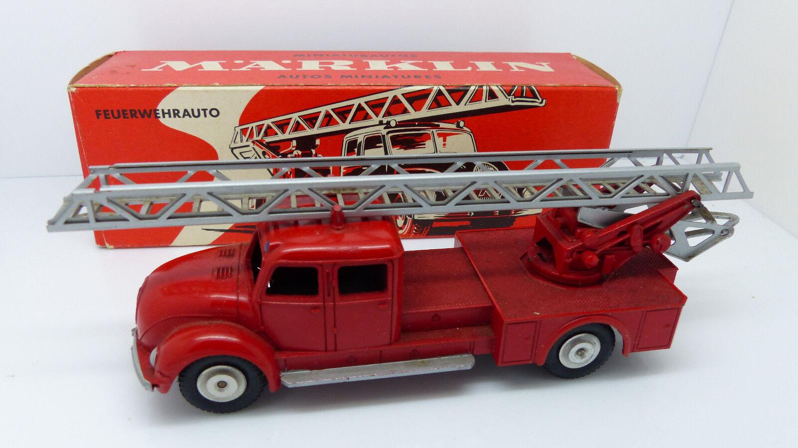 suministramos lo mejor Marklin 8023 Marquis Deutz bomberos tierno van camión Mib Juguete Juguete Juguete Original difícil de encontrar  para proporcionarle una compra en línea agradable