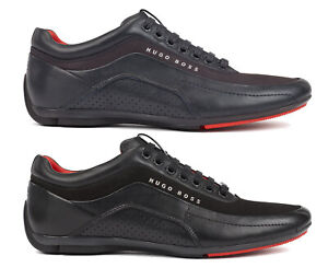 Hugo Boss Men/'s Shoes HB Racing Sneaker