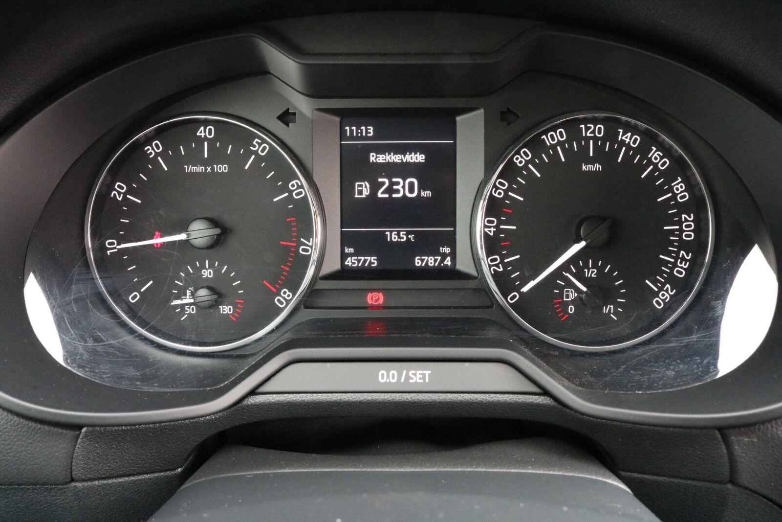 Skoda Octavia TSi 115 Ambition Combi