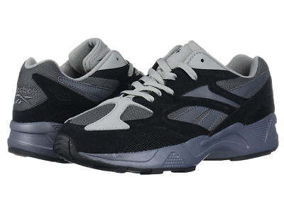 Reebok Men/'s AZTREK 96 SneakerTrue Grey//Skull//Chalk//Black10.5 M US