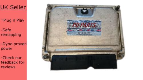 Fabia VRS 1.9 TDI PD130 UNLOCKED REMAPPED ECU BLT ENGINE PLUG AND PLAY