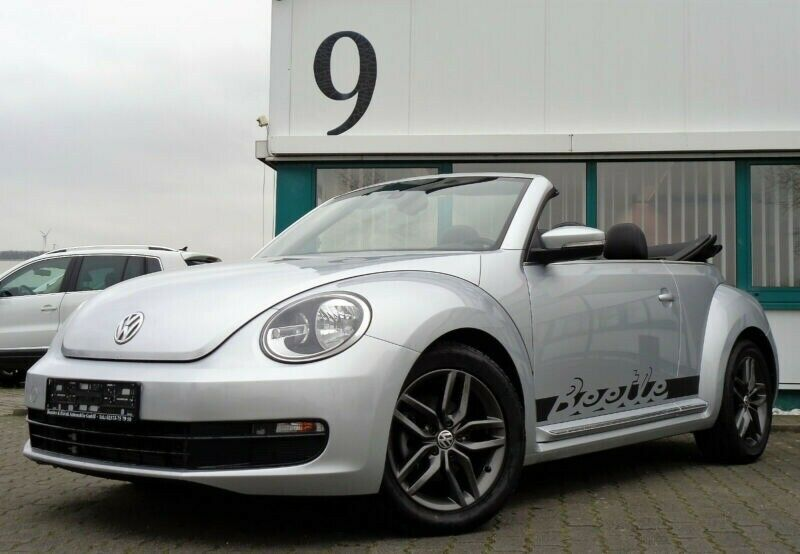 VW The Beetle 1,8 TSi 170 Cabriolet DSG 2d - 2.106 kr.