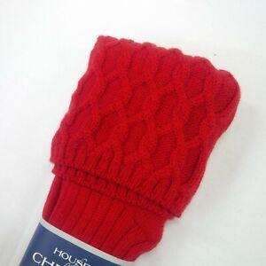 Kilt-Hose-Red-Size-10-5-12-5