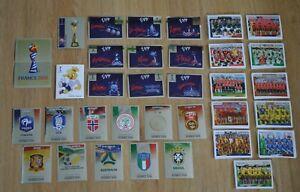 PANINI-Femmes-Coupe-du-monde-2019-France-Sticker-de-tous-les-autocollants-N-1-232-Choisir