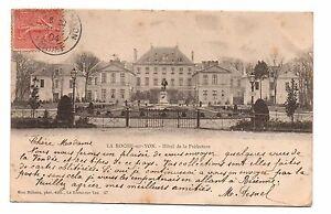85-cartolina-la-ROCCIA-IL-YON-Hotel-di-LA-Prefecture-H9944