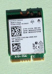 OriginaI-Intel-Dual-Band-Wireles-AC9462-Model-9462NGW-433Mbps-M-2-BT5-0-01275K