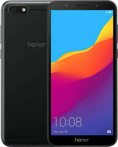 Hauwei-Honor-7S-Black-New-Sealed-16Gb-Mobile-Phone-Dual-Sim-Android-8-1