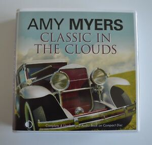 Classic-in-the-Clouds-by-Amy-Myers-Unabridged-Audiobook-8CDs