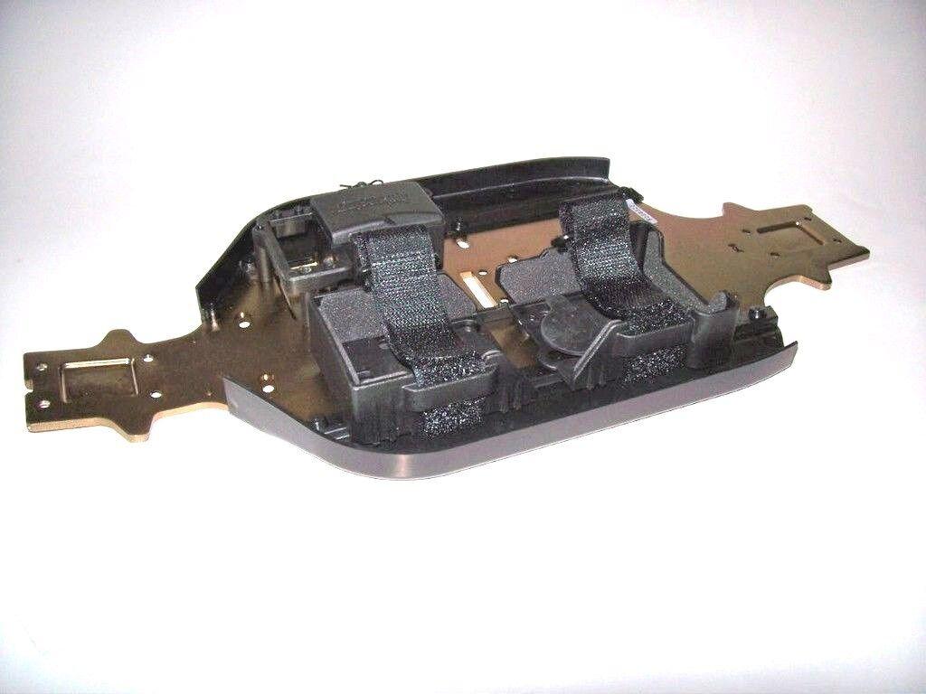 Hpi Vorza Flujo - Chasis 4mm (7075S) - 103662 - Nuevo
