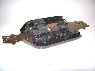 HPI VORZA Flux - Chassis 4 mm (7075S) - 103662 - Neu