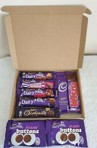 Cadbury cioccolata amante Lettera Scatola cesto regalo