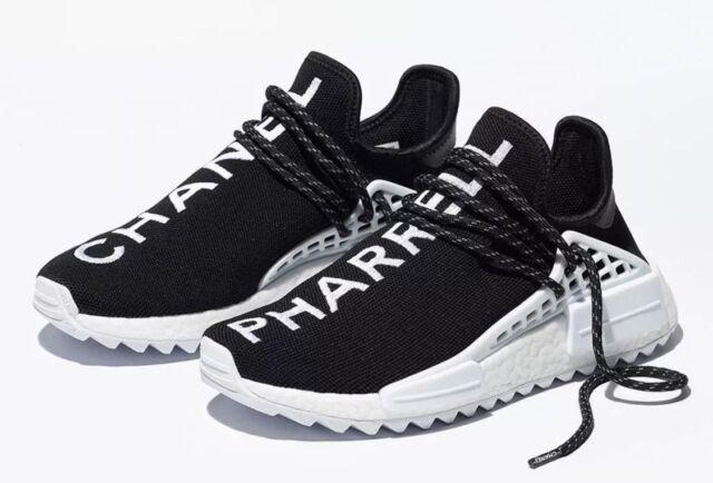 Adidas NMD HU Pharrell Williams x Chanel x Colette UK 9 EU 43 1/3 - Scarpe da ginnastica