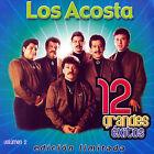 12 Grandes Exitos, Vol. 2 [Limited] by Los Acosta (CD, Apr-2007, WEA Latina)