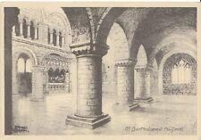 London Postcard - St Bartholomew The Great  AB506