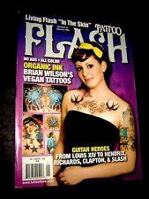 Tattoo Flash / Tattoo Magazine, January 2009, Number  # 93