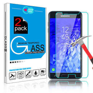 For-Samsung-Galaxy-J7-2018-Star-Refine-Crown-Tempered-Glass-Screen-Protector-EN