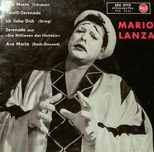 """MARIO LANZA - AVE MARIA - ICH LIEBE DICH - RCA ERA 9770 7""""SINGLES (h236)"""