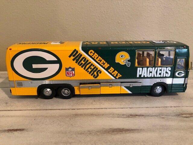 Danbury Mint NFL grön Bay packaers Team buss