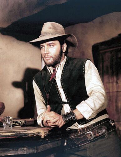 Movie Still Poster Elvis Presley Charro
