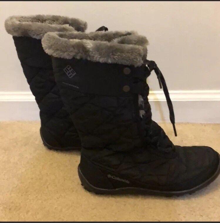 Columbia winter boots women Size 5.5
