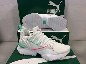 Detalles de Puma Muse Maia Street 1 niñas Para mujeres De Tenis Zapatillas Zapatos, UK 4EU 37 ver título original