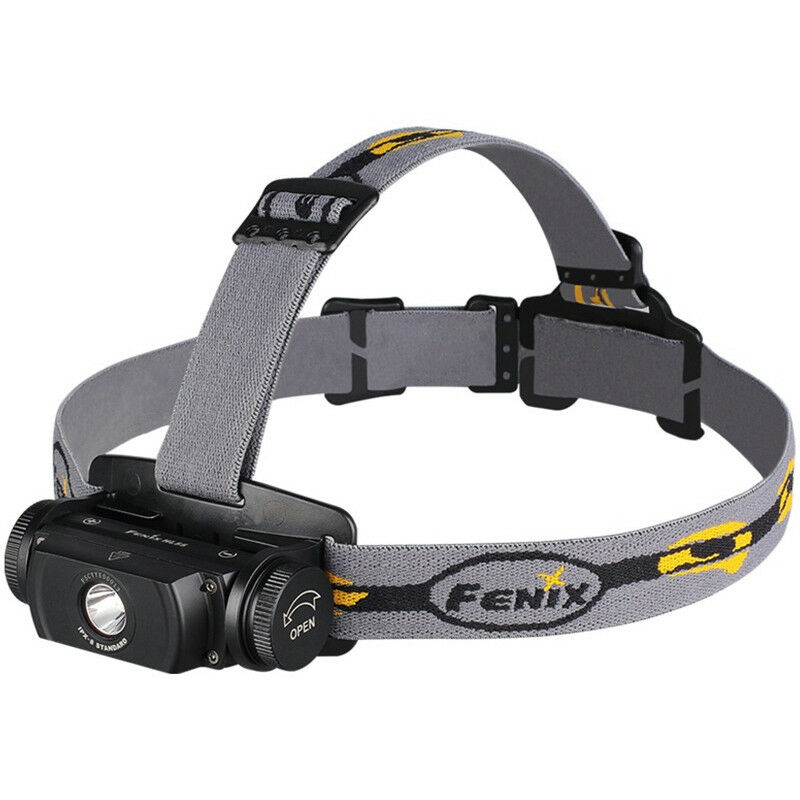 Fenix HL55 Headlamp CREE XM-L2 T6 LED 900Lumens Waterproof  18650 Headlight  save up to 70% discount