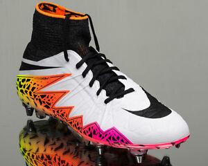 8d2df76f5e2 Nike Hypervenom Phantom II SG-PRO 2 men soccer cleats football white ...