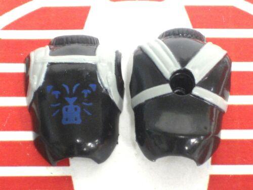 CUSTOMIZER GI Joe Body Part Black TORSO Build Your Army Short Fuze 1983 Mold