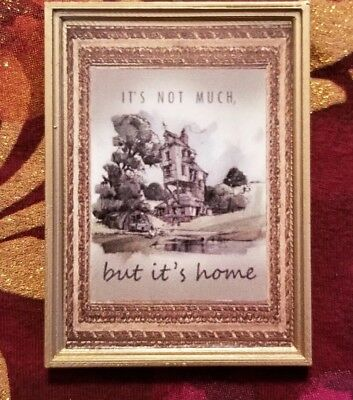"""The Burrow """"It's not Much"""" Ron Weasley Refrigerator Locker Magnet Harry Potter"""
