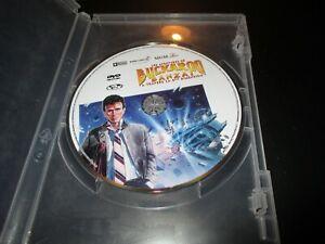 """DVD """"LES AVENTURES DE BUCKAROO BANZAI"""" Peter WELLER, John LITHGOW, Ellen BARKIN"""