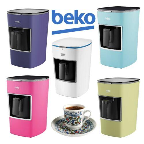 BEKO BKK 2300 670W TURKISH GREEK ITALIAN OTTOMAN COFFEE MACHINE ESPRESSO MAKER