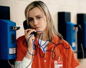 Taylor Schilling Signed Autographed 8x10 Photo Orange is